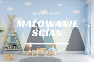 jak wykonać malowanie mieszkań Bydgoszcz
